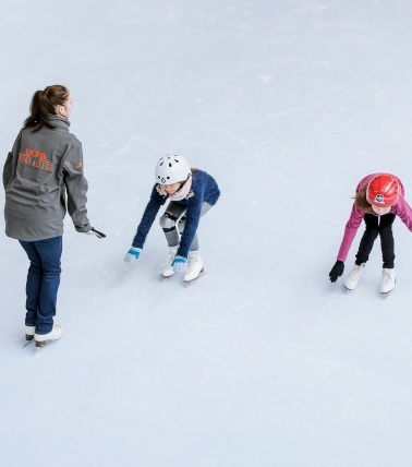 Initiation Patinage Enfant